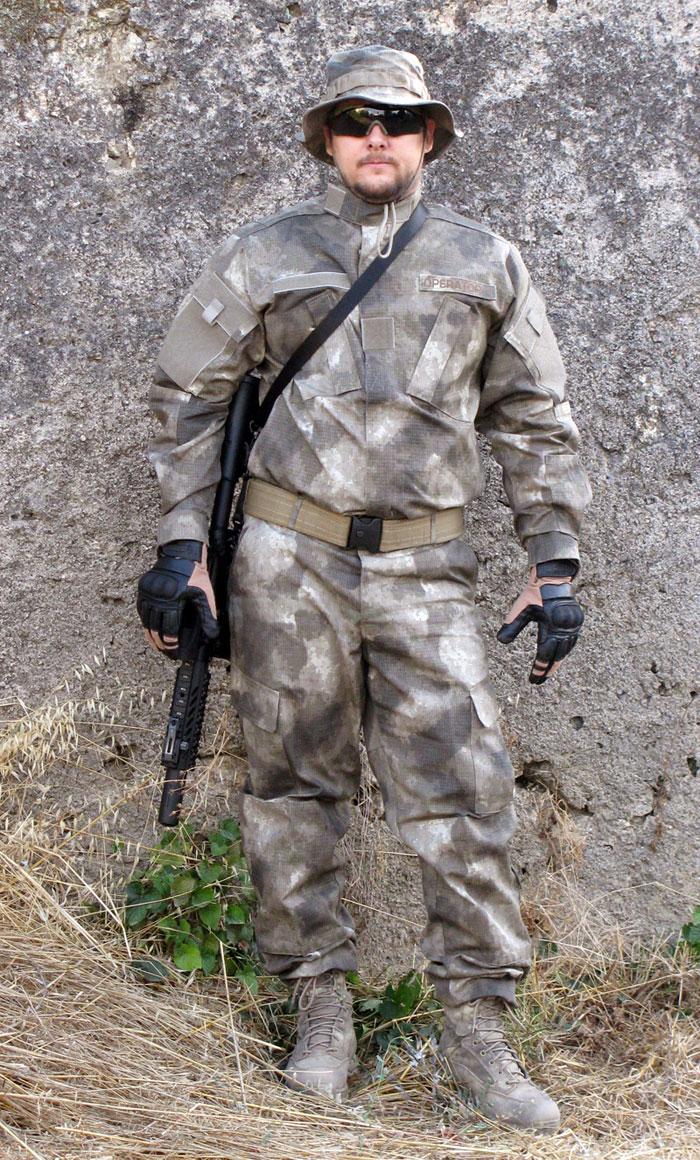 Mil Tec A Tacs Au Acu Uniform Popular Airsoft