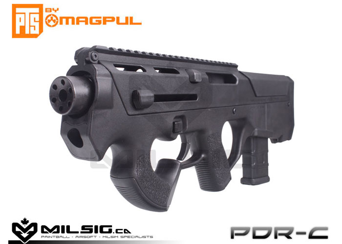 Magpul PTS PDR-C In Canada! | Popular Airsoft