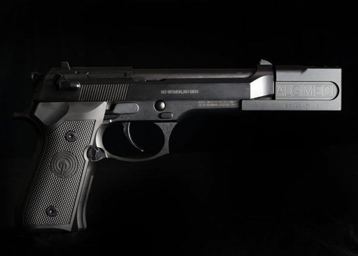 SOCOM Gear Hitman M9 with MadBull Compensator