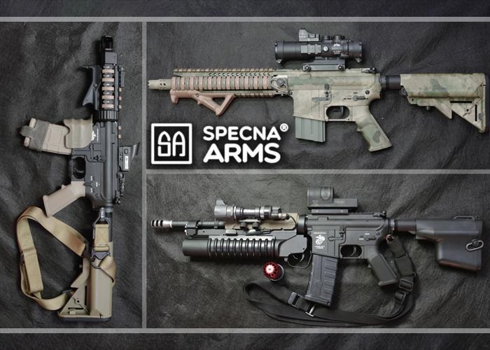Specna Arms Three-Gun Review