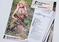 TacGirls Calendar 2013