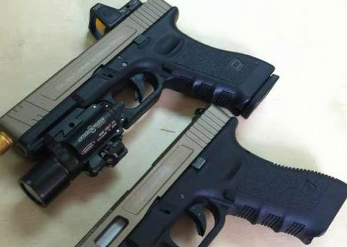ACE 1 ARMS Costa / Redback One SAI Style Glock Slide