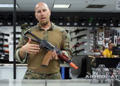 AirSplat On Demand: E&L AK A104 74N