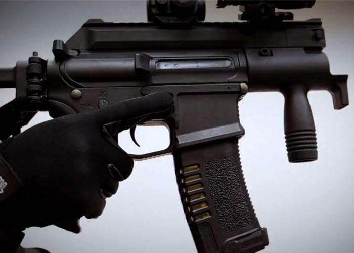 ICS M4 Pistol First Impressions