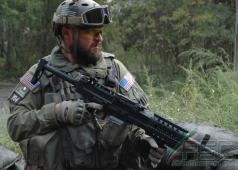 Ares Airsoft Knight's LMG Review ASC