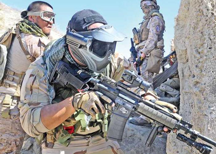 ASGI Army Birthday Combat Experience