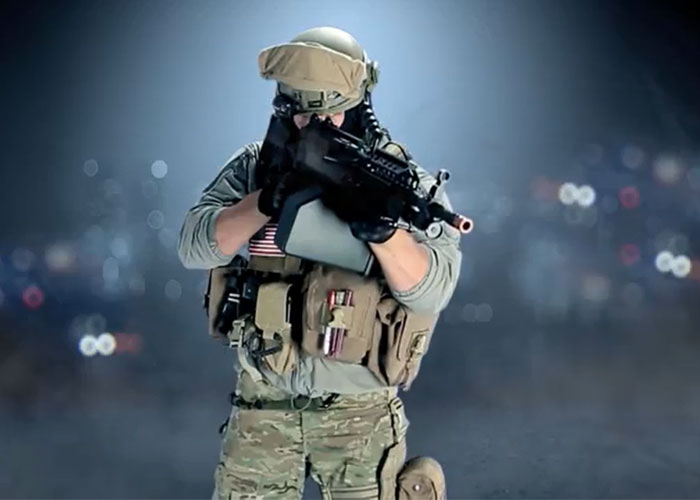 ASGI Battlefield 4 Inspired Loadout