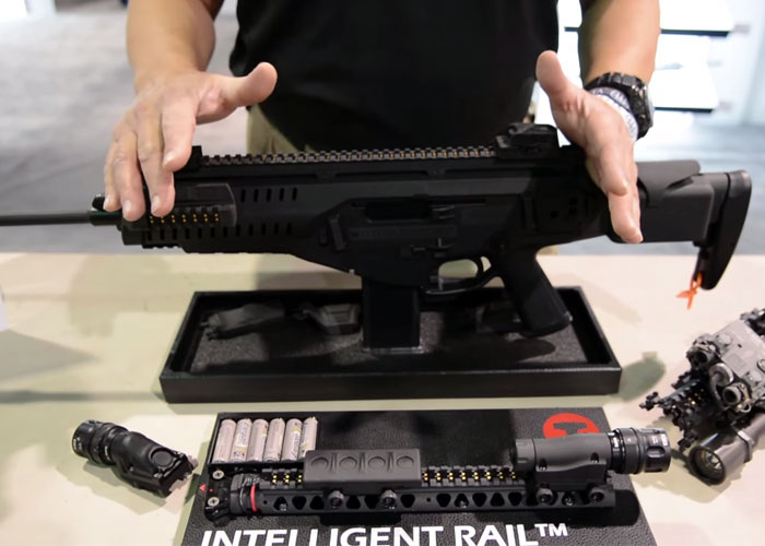 Beretta Intelligent Rail System