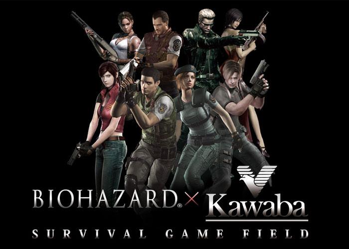 Biohazard Survival Game Field Kawaba