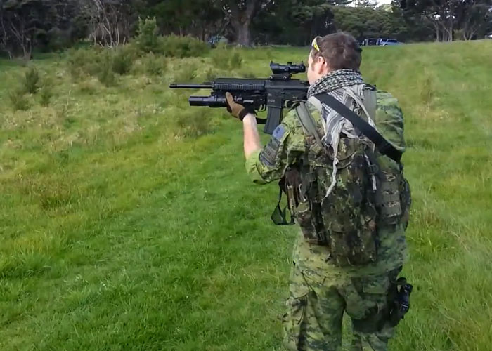 B.L.TECH Airsoft Gun Sound Simulator