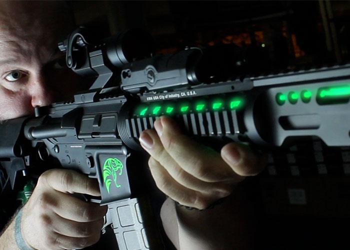 Custom Paintball Gun Paint Jobs In The Uk