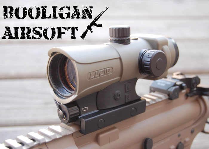 Booligan Airsoft Lucid HD7 Red Dot Sight Review