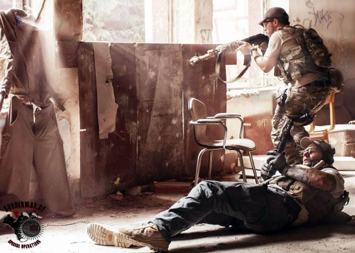 Border War MILSIM SpecOps August 2014: The Red Talon