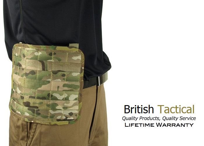 British Tactical Multi-purpose Molle Platform