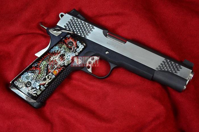 m1911 custom slide - photo #34