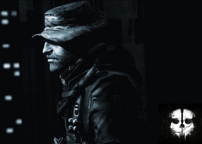 Captain john price is coming to call of duty ghosts popular airsoft captain price cod ghosts sciox Image collections