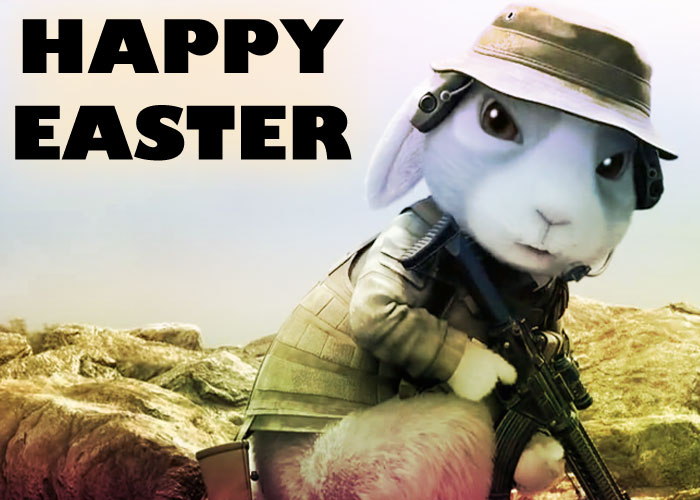 its time for an easter break happy easter operators
