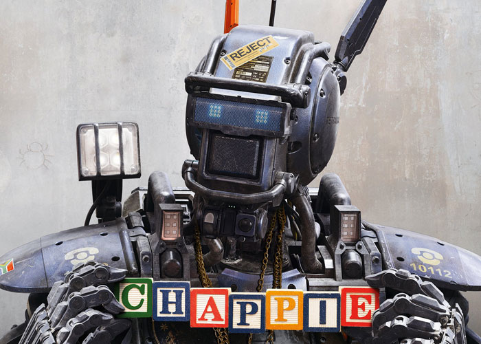 """Johnny 5"" Is Brought To The 21st Century And His Name Is"