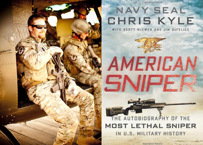 """Clint Eastwood Recruits Navy SEALs for """"American Sniper ..."""