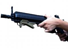 Cobra Tactical Fore Grip Tiger111HK