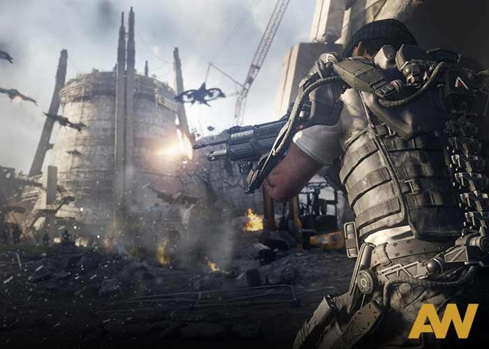 Call of Duty: Advanced Warfare Campaign Story