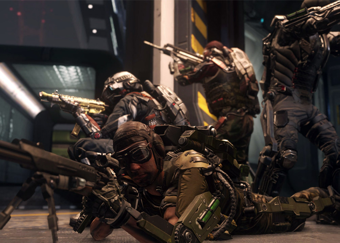 Call of Duty: Advanced Warfare Exo Survival