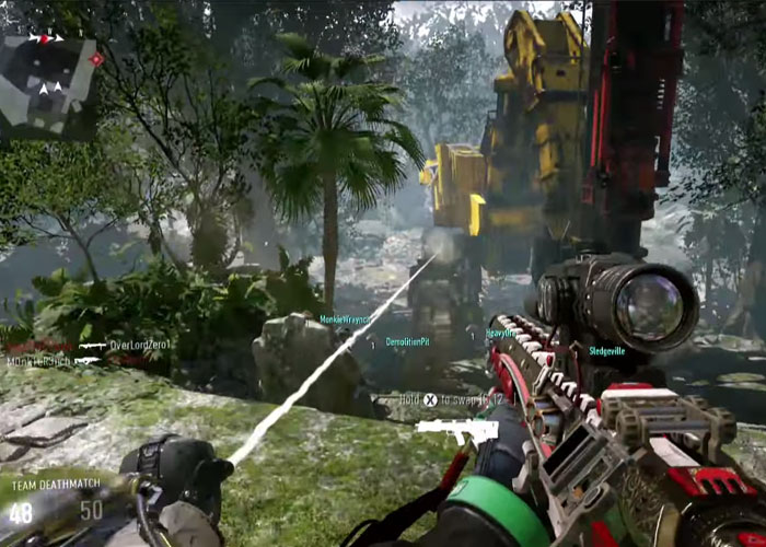 Call of Duty: Advanced Warfare Multiplayer Reveal