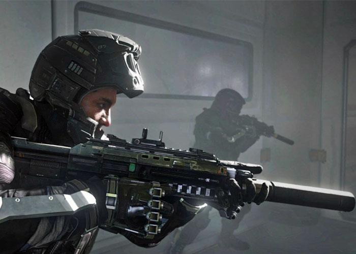 Call of Duty®: Advanced Warfare Gameplay Launch Trailer