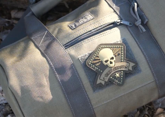 Maxpedition bomber duffel bag review popular airsoft for Bomber bag review