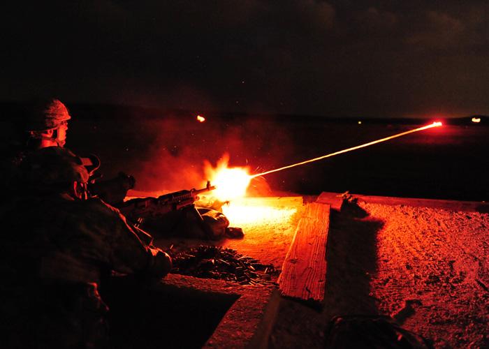 Tracer Rounds (Defense.gov)