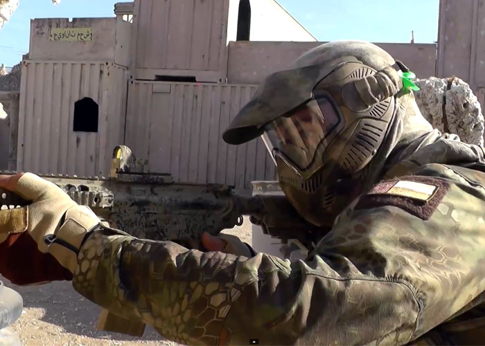 DesertFox Airsoft: Player Spotlight - David B Johnson. Retired Army Capt.
