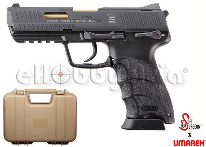 EAC (Umarex) SAI Arms HK45 GBB Pistol