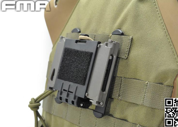 EB Airsoft FMA MOLLE Mobile Pouch