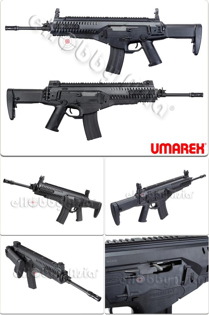 Aluminum Air Battery >> Umarex Beretta ARX 160 AEG at eHobby Asia | Popular Airsoft