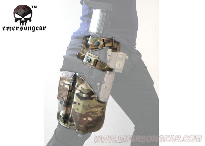 YZH Emerson Gear MP7 Leg Holster