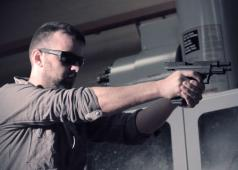 Epic Airsoft HD WE XDM Airsoft Pistol Review Range Test