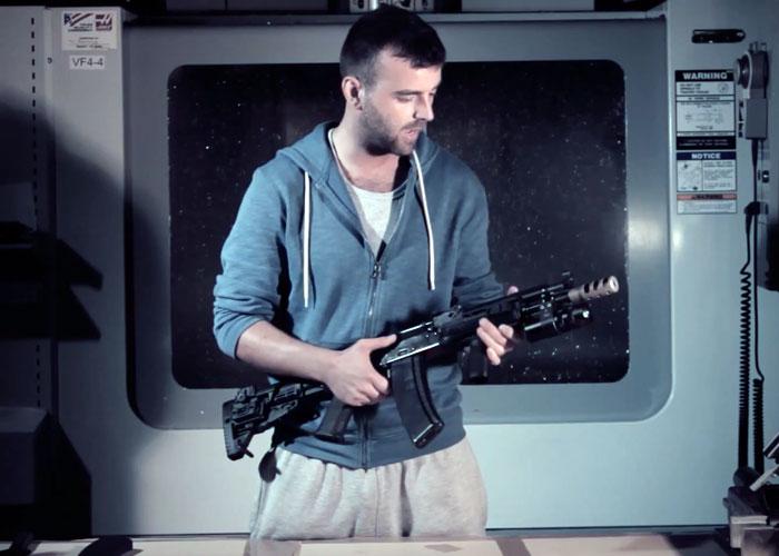 Epic Airsoft HD Custom LCT AK-105 AK74 Review