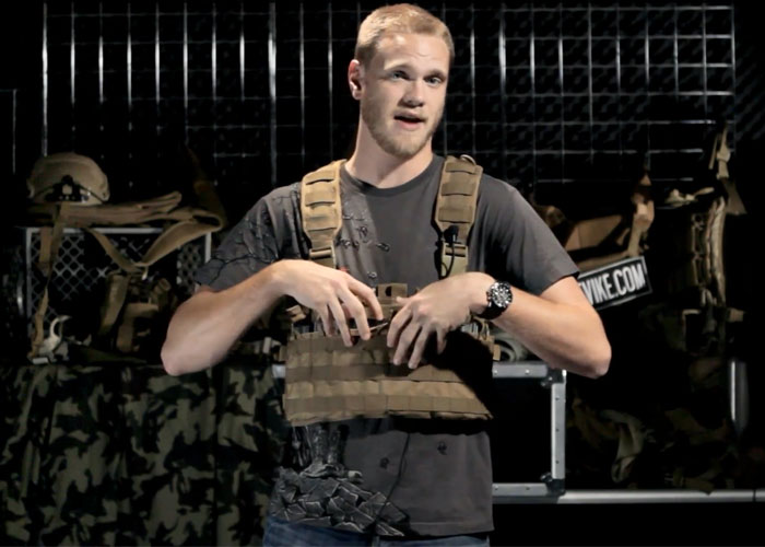 EvikeTV [The Locker] - Condor MCR 6 Chest Rig