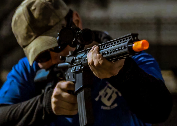 Evike: Noveske NSR Keymod Custom Guns