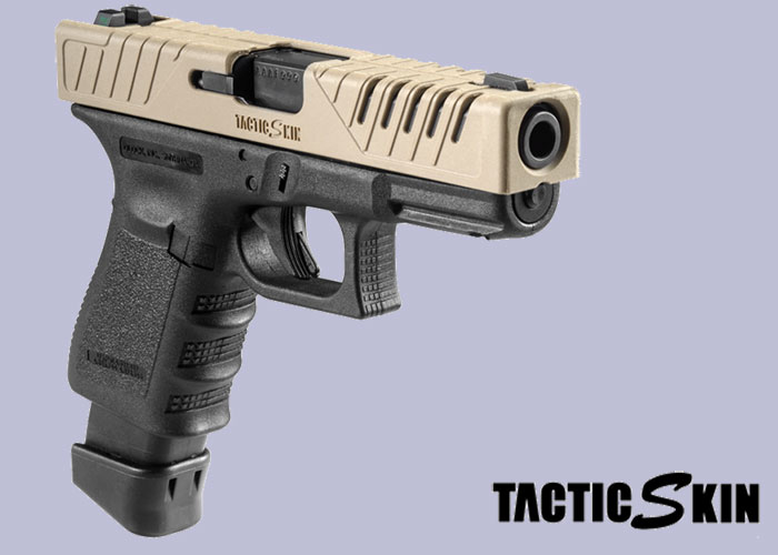 FAB TacticSkin Glock  Slide Covers