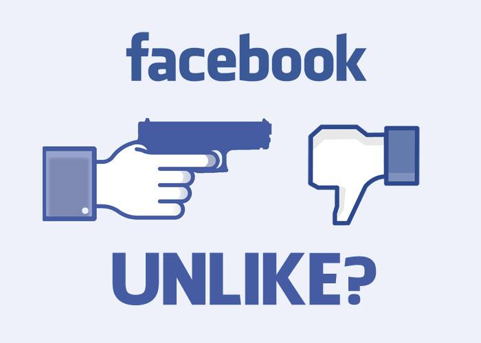 Facebook Firearms Unlike