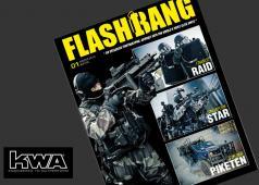 Flashbang Magazine Issue No. 1