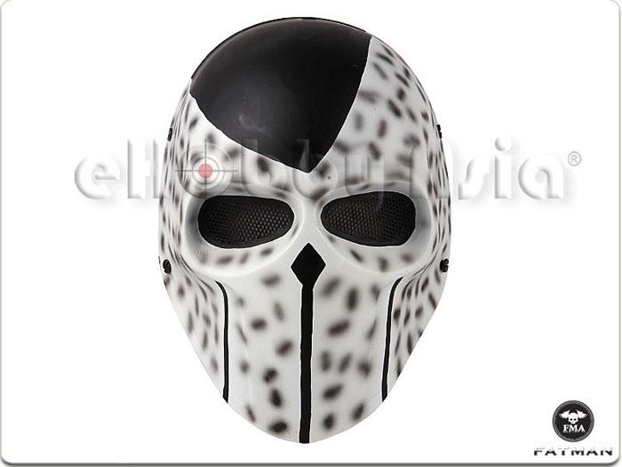 De Uar A Tacs Uxr Iii Storm Trooper Mask Popular Airsoft