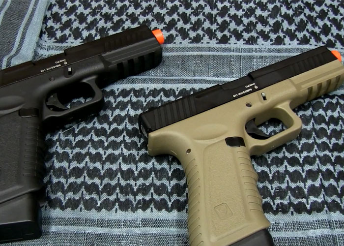 Fox Airsoft: Action Combat Pistol Review