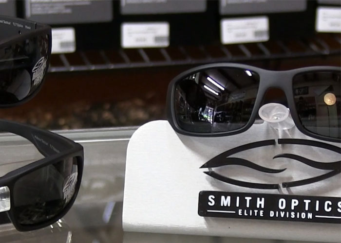 Fox Airsoft: Smith Optics Tactical Sunglasses