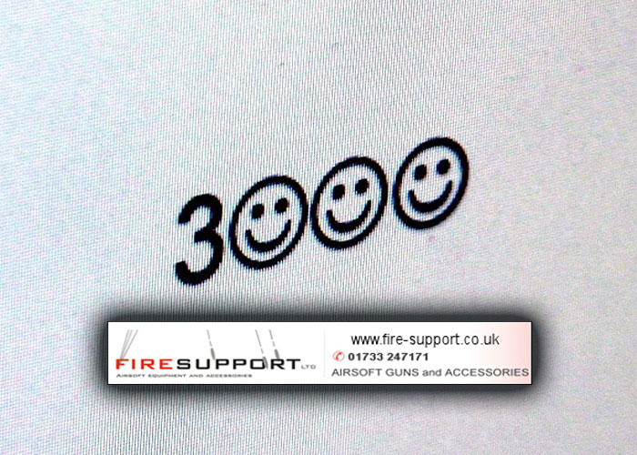 Firesupport £3000 Prize Giveaway Day 14 Winners