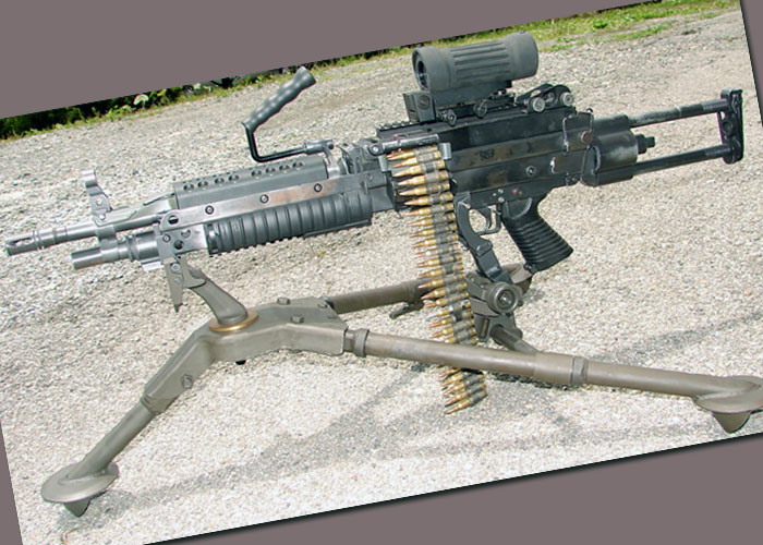G.COMPANY New Open Bolt M249 GBB A & K Base
