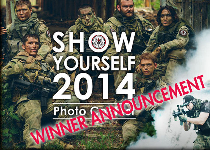 G&G Show Yourself 2014 Contest Winners