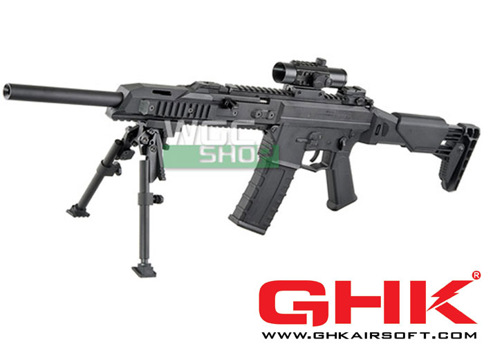 Ghk g5 Carbine Kit With The Ghk g5 Dmr Kit