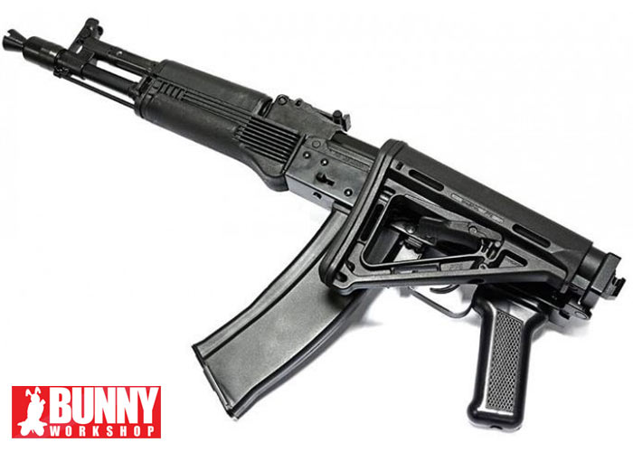 Side Folding Ak Skeleton Stock – Air Media Design